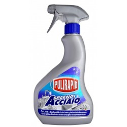 Pulirapid Splendi na nerez, 500ml